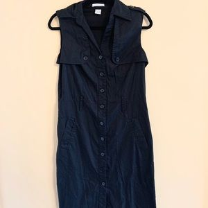 Tweeds Button Down Dress